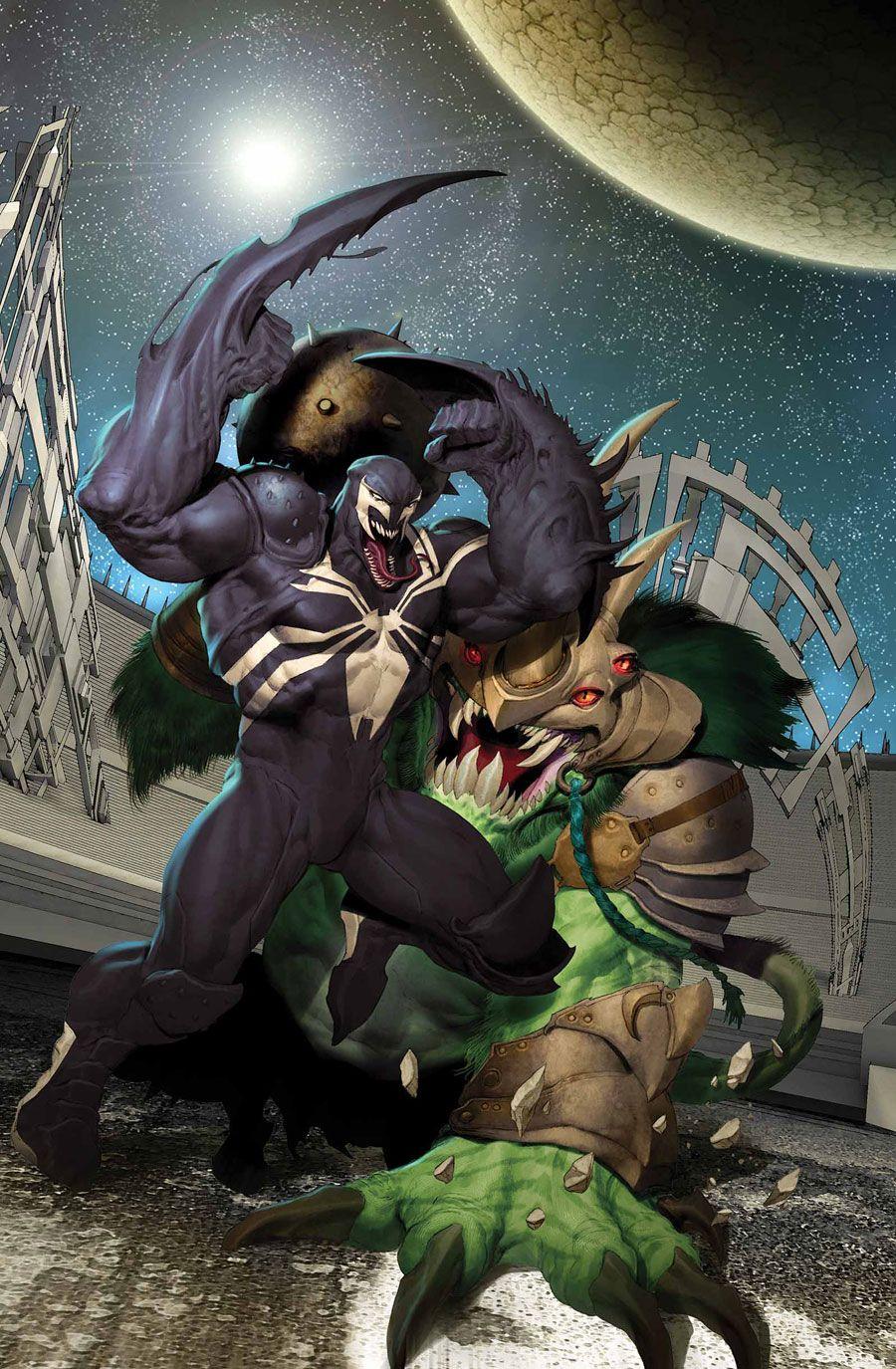 #Venom #Fan #Art. (Venom: Space Knight Vol.1 #4 Cover) By: Ariel Olivetti. (THE * 5 * STÅR * ÅWARD * OF: * AW YEAH, IT'S MAJOR ÅWESOMENESS!!!™)[THANK Ü 4 PINNING!!!<·><]<©>ÅÅÅ+(OB4E)
