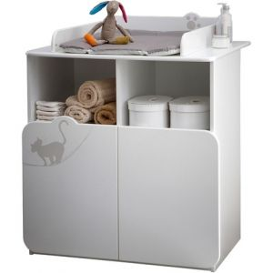 Commode Plan A Langer Amovible Katy Auchan France Changing Table Changing Table Dresser Changing Table Topper