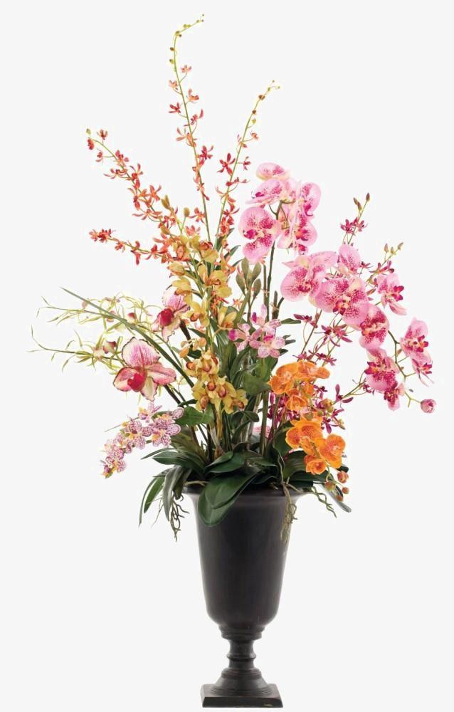 Pinterest & Phalaenopsis Flower Vase Decorated Soft Furnishings ...