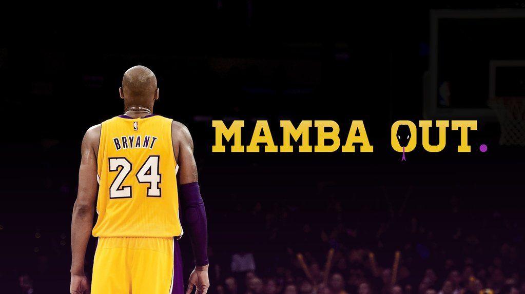 Kobe紀錄片即將上映!取名為《Mamba Out》,8集播出時間已出爐!