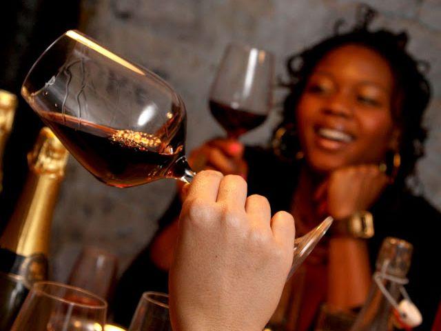 Paris Wine tasting