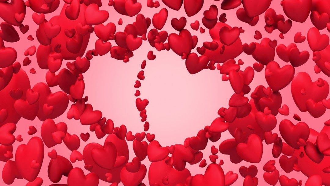 Valentine Day Heart Wallpapers HD Wallpaper Of