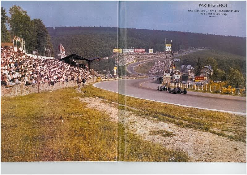 1962 Belgian GP, Spa