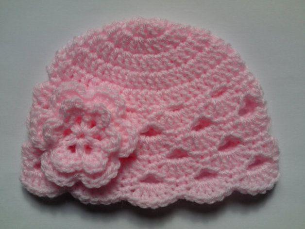 Häkeln Baby Mütze | handarbeit | Pinterest