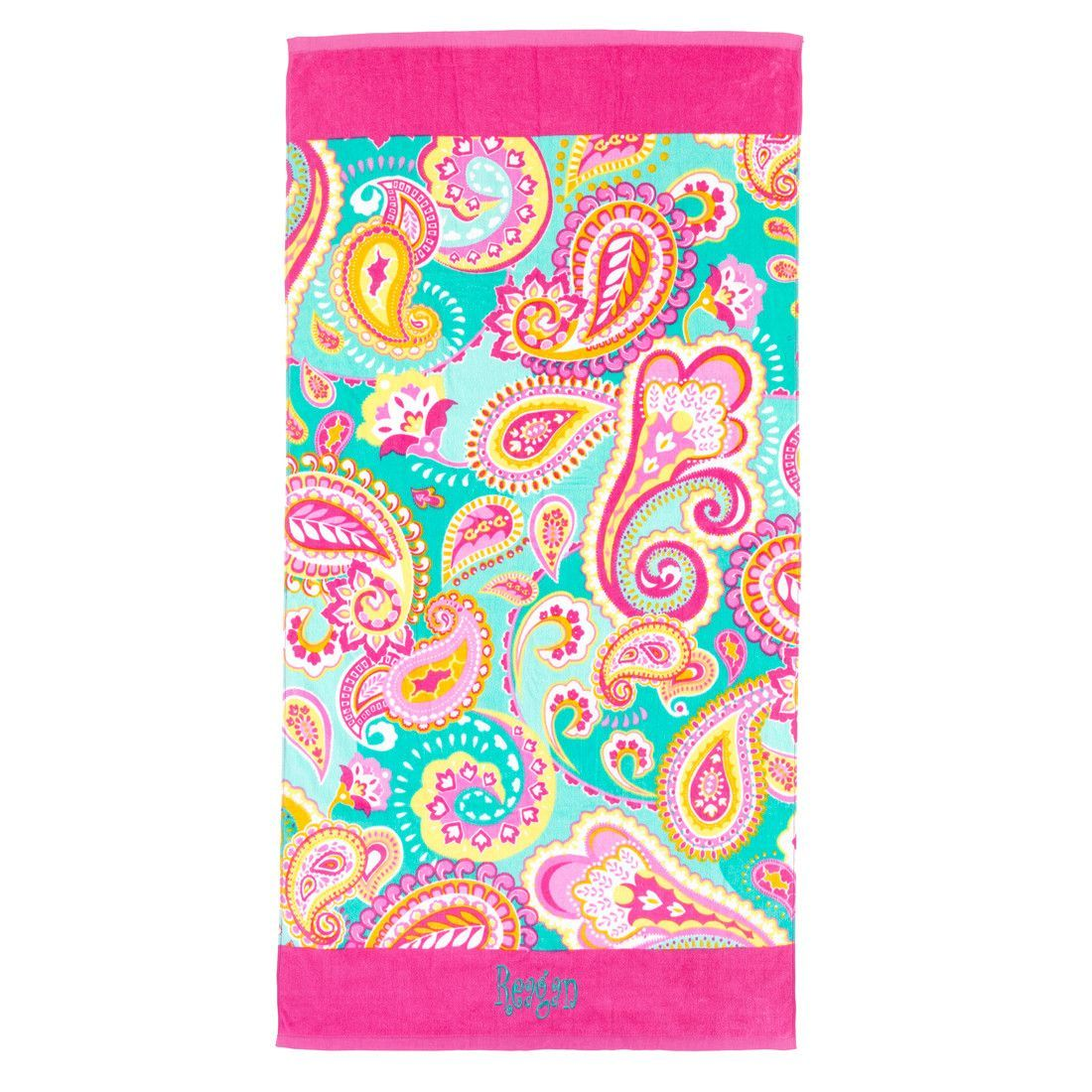 Monogrammed Beach Towel Products Monogrammed beach