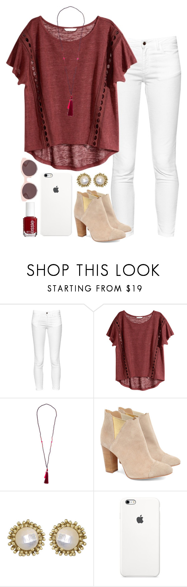"""I'm making a group account! Read the Des!"" by sarahc-01 ❤ liked on Polyvore featuring French Connection, H&M, Cleo B, Kendra Scott, Christian Dior, Essie, women's clothing, women, female and woman"