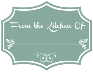 freebie friday from the kitchen of labels printable new mama rh pinterest com Free Printable Label Templates Free Printable Label Templates