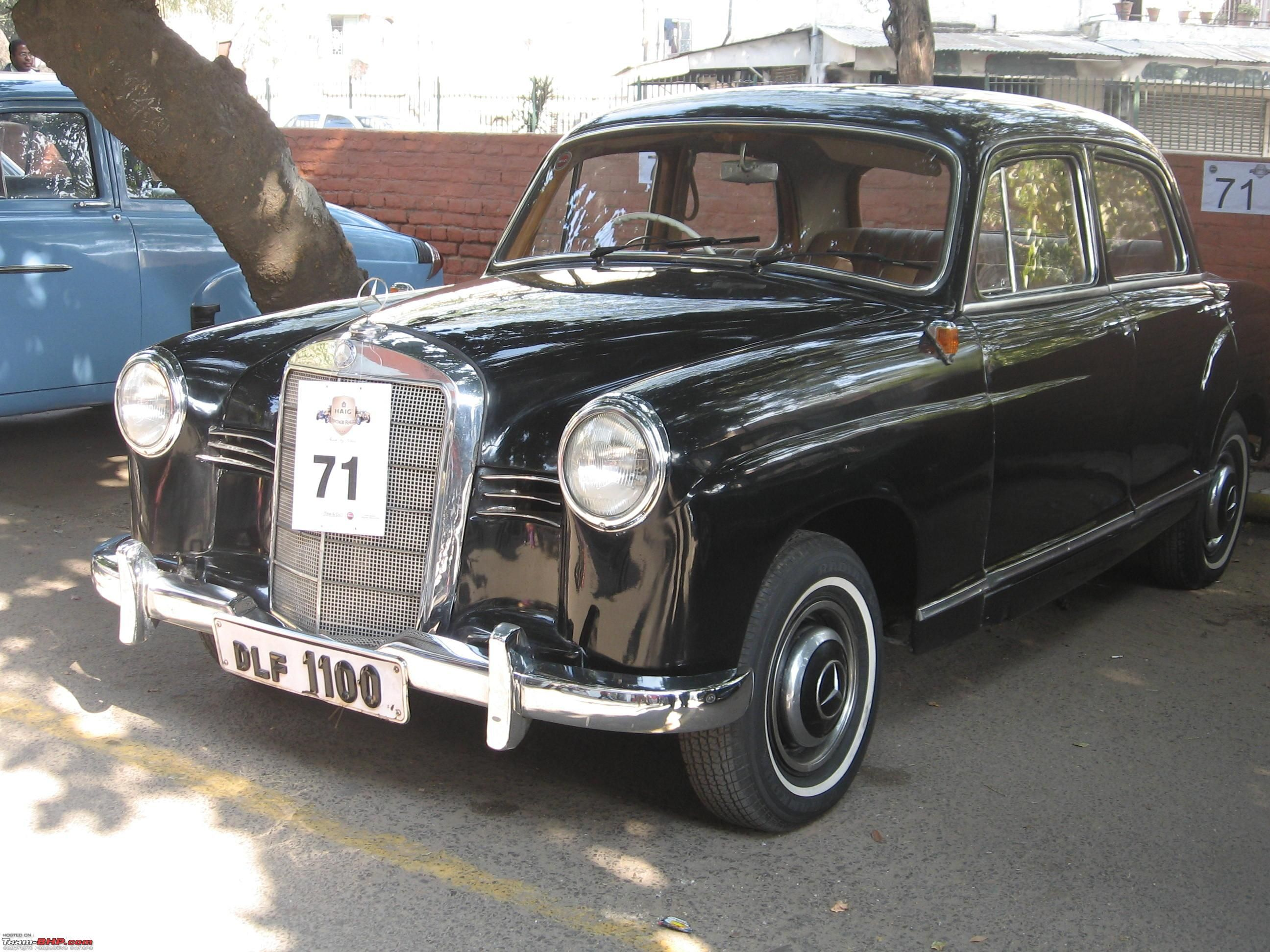 Vintage Classic Mercedes Benz Cars In India Classic Mercedes