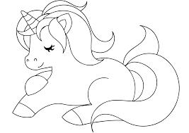 Resultado De Imagem Para Desenho De Unicornio Para Colorir E