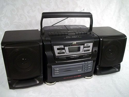 Image result for boom box 90's""