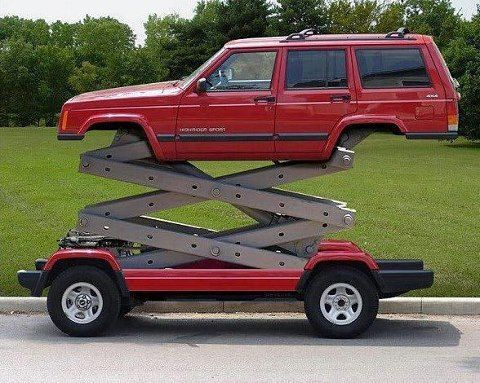 50 Of The Strangest Car On Planet Earth Jeep Jeep Weird Cars