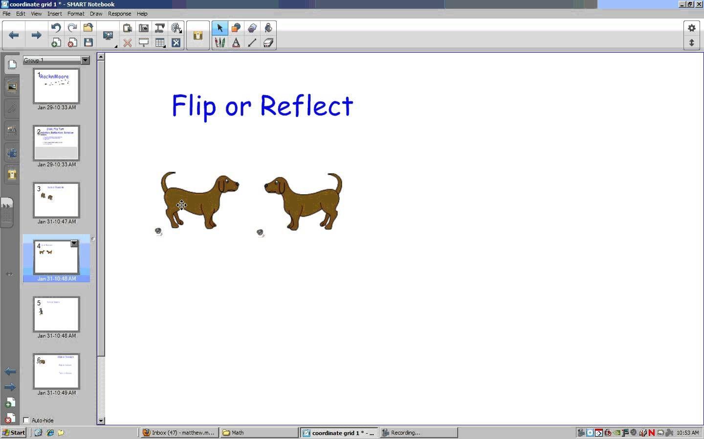 Slide Flip Turn 1