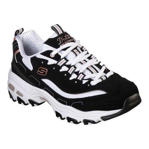 Skechers D'Lites Devoted Fan Sneaker | Skechers d lites