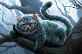 Znalezione Obrazy Dla Zapytania Kot Z Alicji W Krainie Czarów