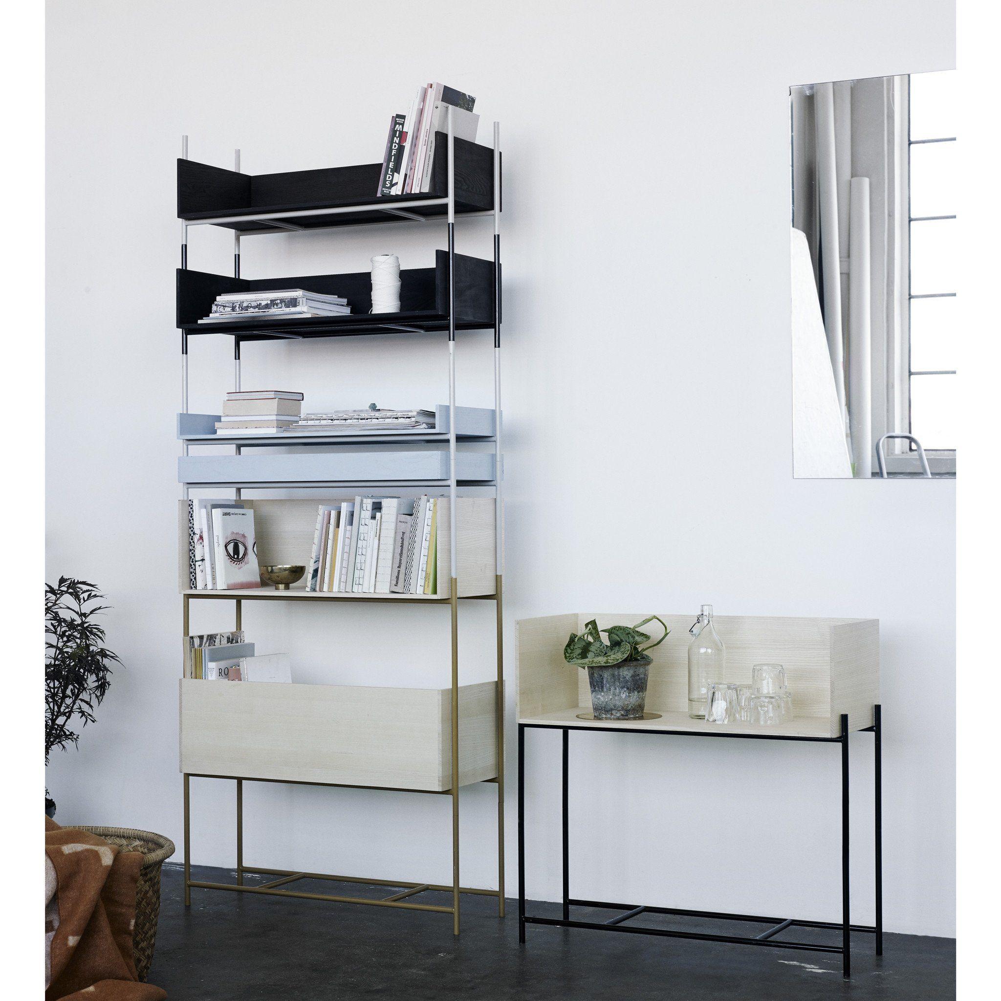 Vivlio Shelf System by Skagerak in 2020 Shelves