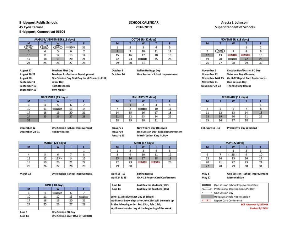 Ub Academic Calendar 2021