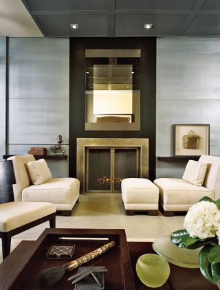 contemporary living roomterry hunziker inc. and cheshire