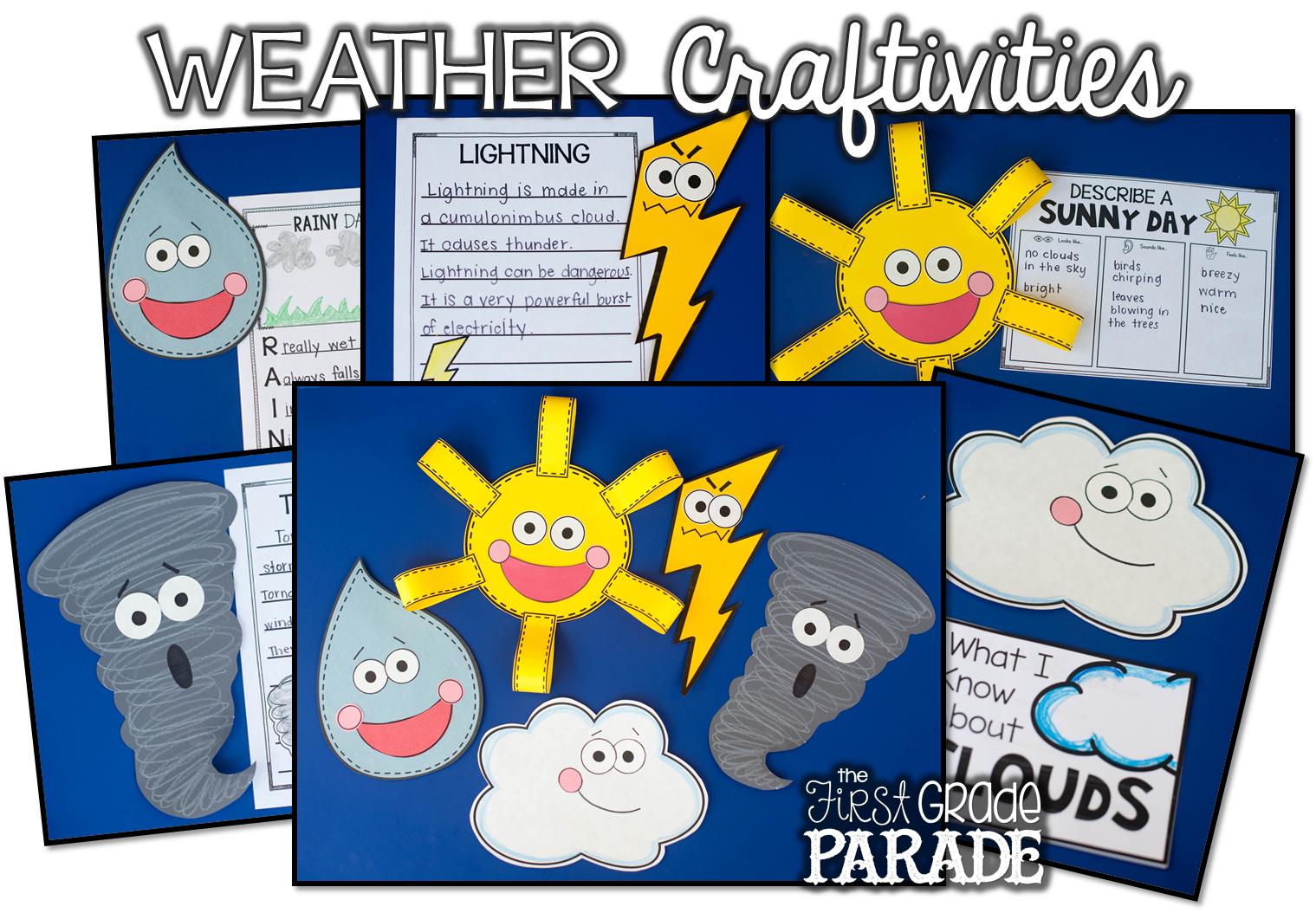 All About The Weather Activities Ideas Amp Freebies