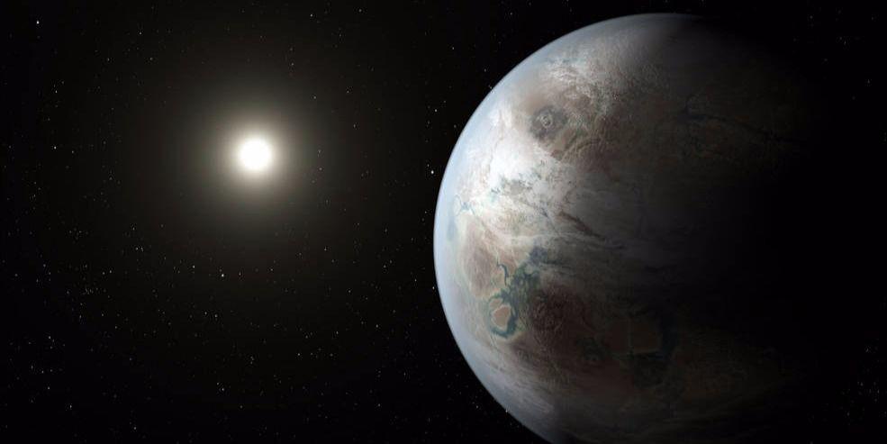 NASA just discovered 'Earth 2.0'   Super earth, Nasa ...