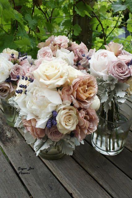 Vintage Reception Wedding Flowers Wedding Decor Wedding Flower Centerpiece Wedding Flower