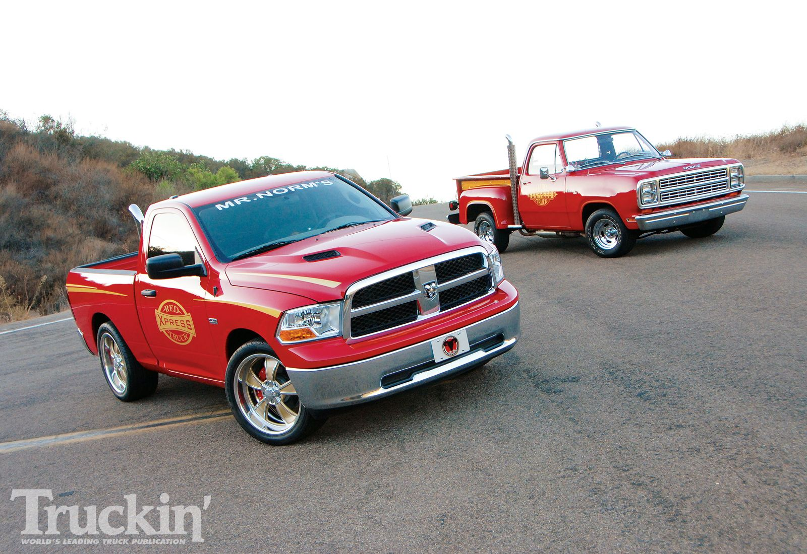 Even A Devout Chevy Truck Guy Would Have To Love These Trucks