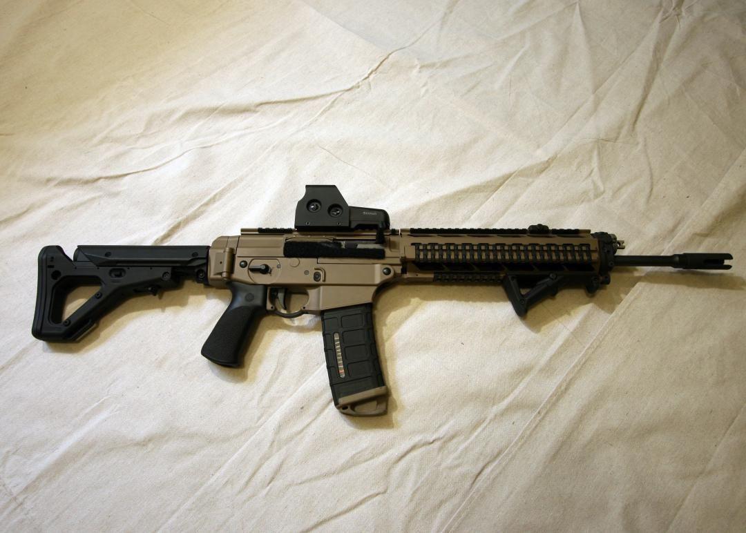 Sig Sauer 556 SWAT #shooting #triggertime #sigsauer # ...