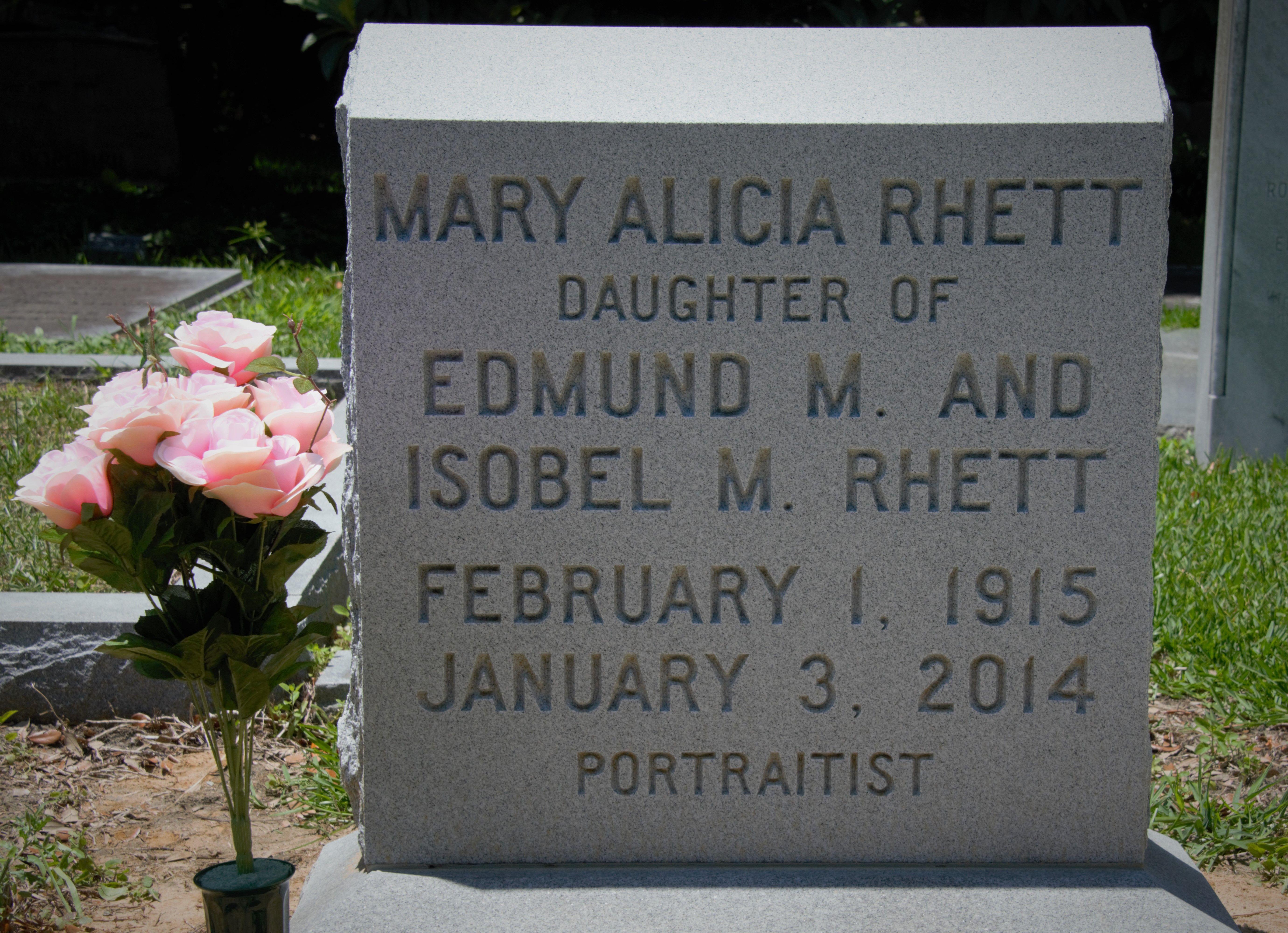 Alicia Rhett