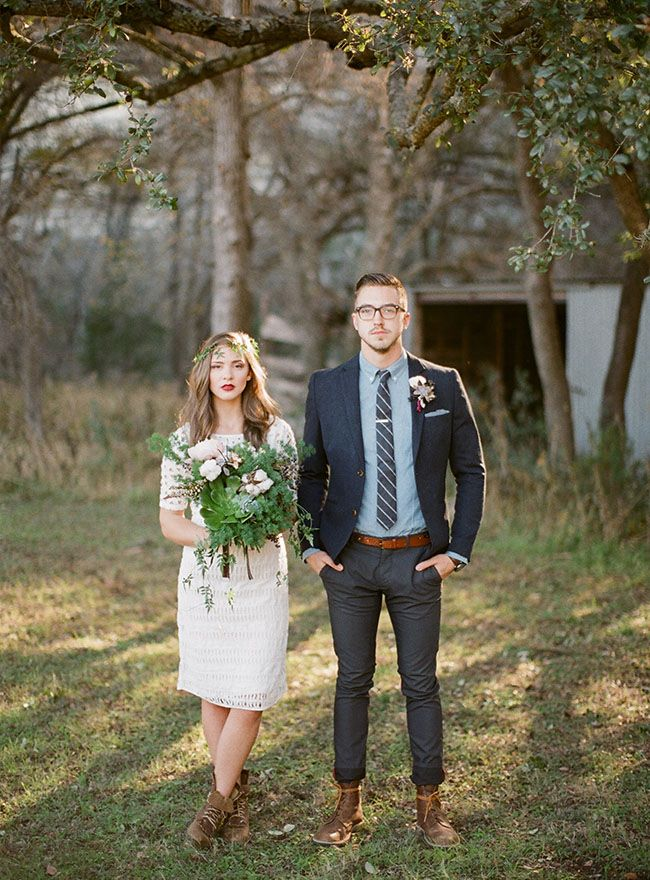 Hipster Backyard Wedding : Hipster Bride on Pinterest  Hipster Wedding Dresses, Hipster Wedding