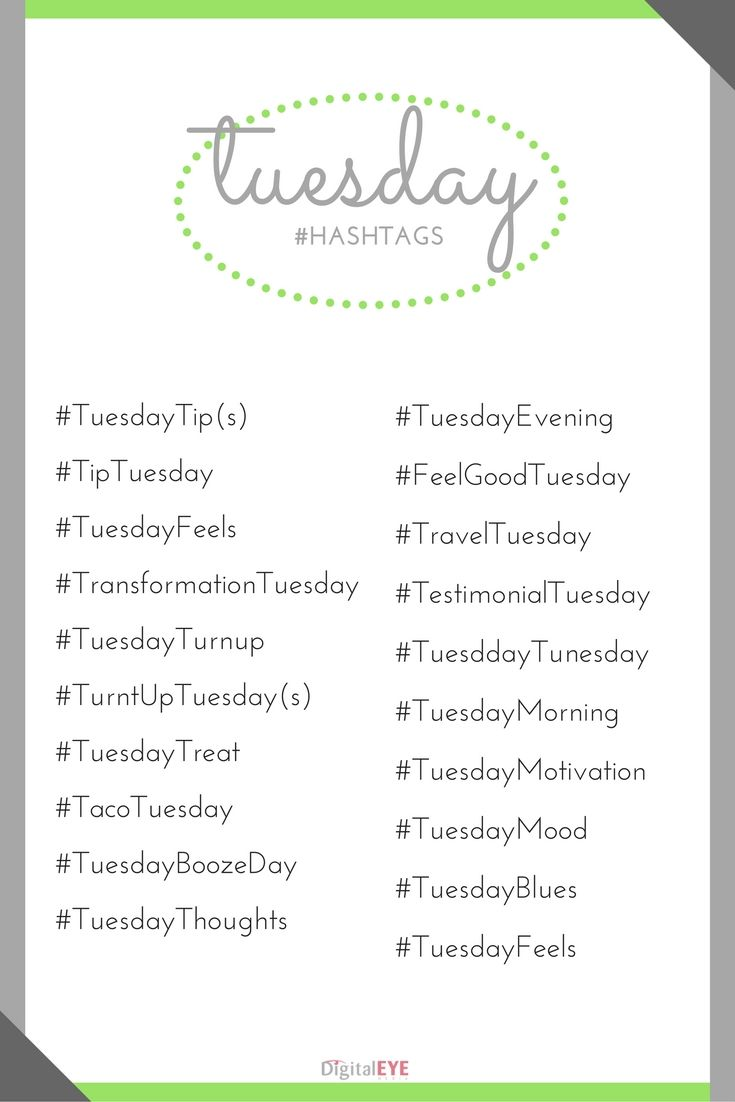 Taco'bout your Tuesday Hashtags #staytrendingmyfriends ...