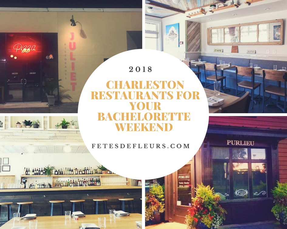The 2018 Guide To A Charleston Bachelorette Party Weekend