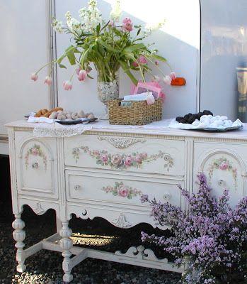 Mobili vintage colorati fai da te decorazione casa e giardino pinterest muebles shabby - Mobili vintage bologna ...