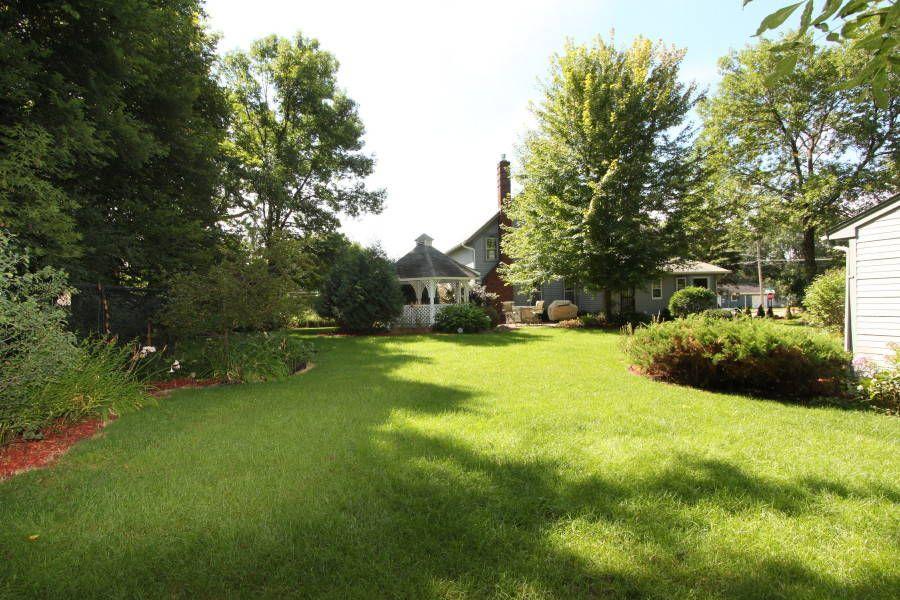 Half-Acre Yard | Almost a half-acre corner lot at 618 Myrtle Street W in Stillwater, MN ...