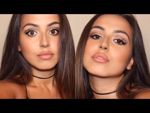 90s Inspired Makeup Tutorial Isabel Palacios Youtube 90s