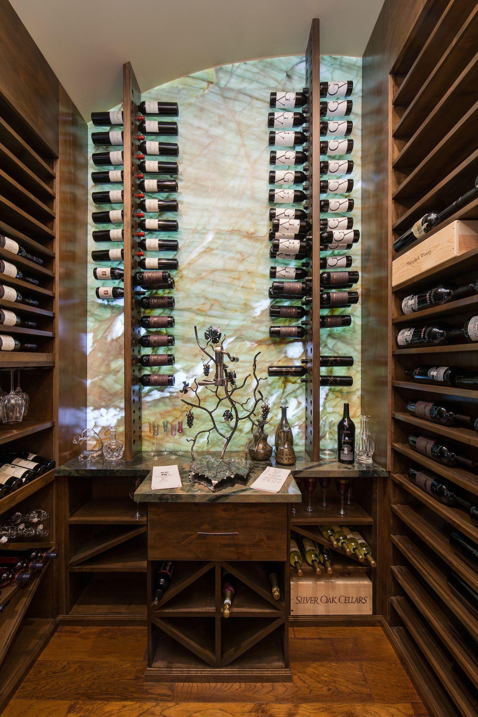 Modern Wine Cellars Home Wine Cellars Cellar Design Custom