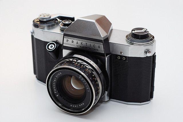 Camera praktica nova b analoge slr amazon kamera