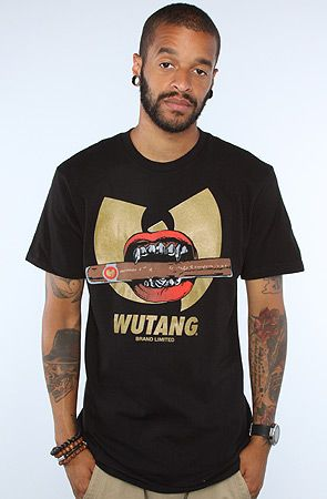 26738055f5 Check out this WuTang inspired Tee on Karmaloop! Use code Royalty760 for  20% off your first purchase!