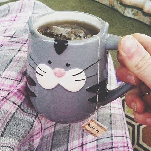 The best mug I could have got!! ☕️ thanks @Melissa Walls #Padgram