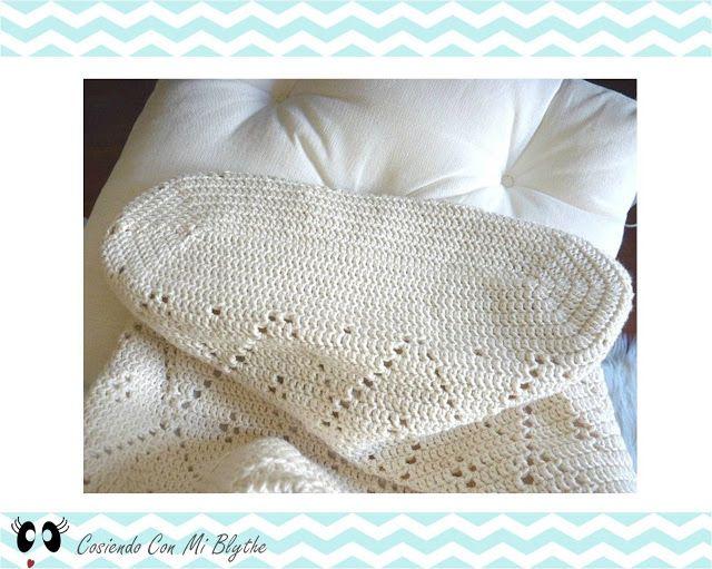 Patrón bolso de ganchillo de rombos | Amigurumis & Crochet ...