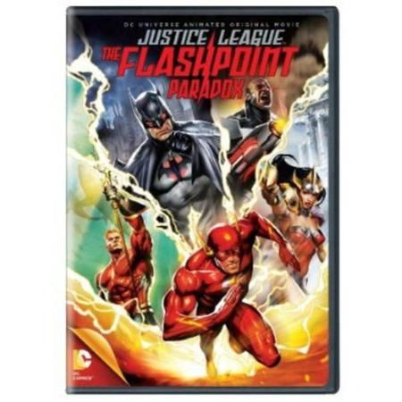 DC Universe: The Justice League - The Flashpoint Paradox (Anamorphic Widescreen)