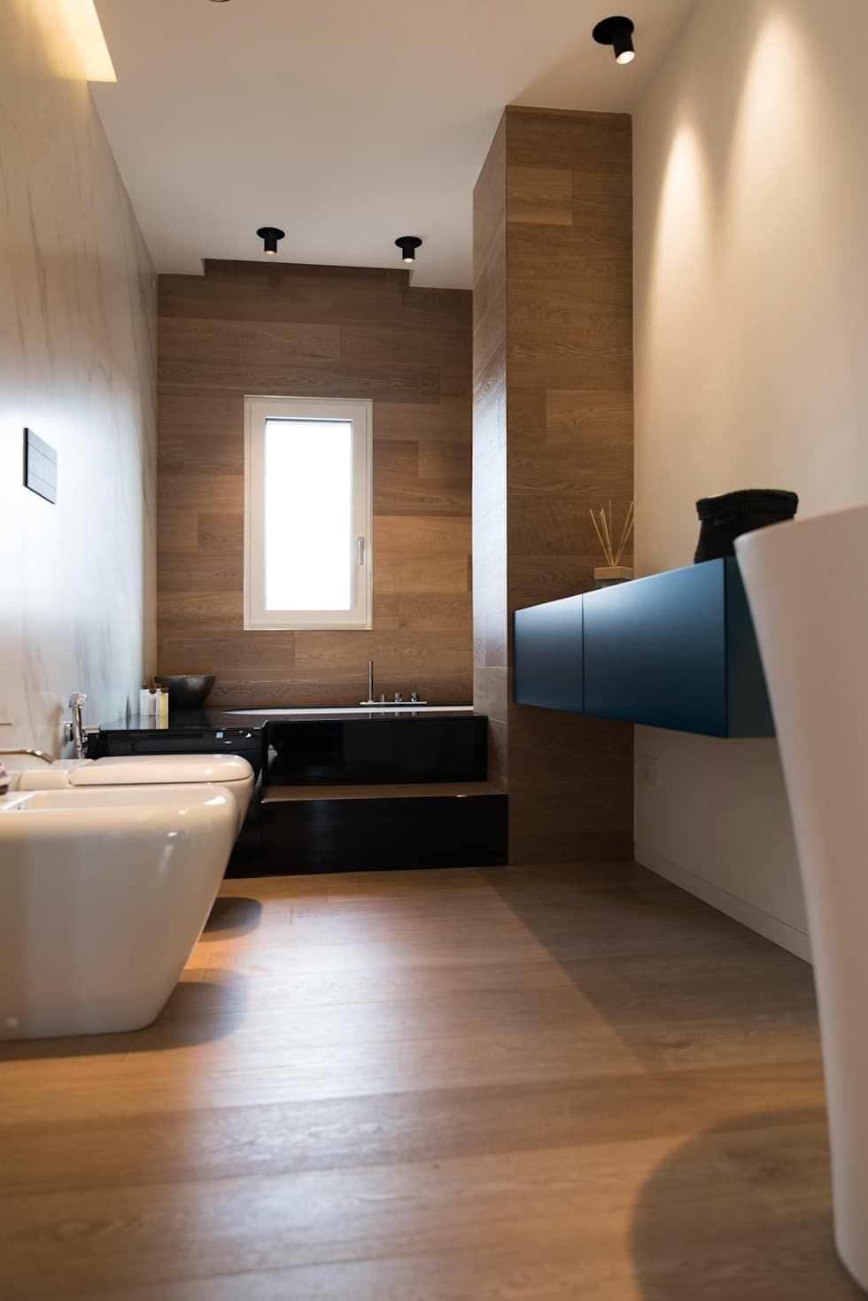 50 idee per ristrutturare un bagno piccolo, moderno e ...