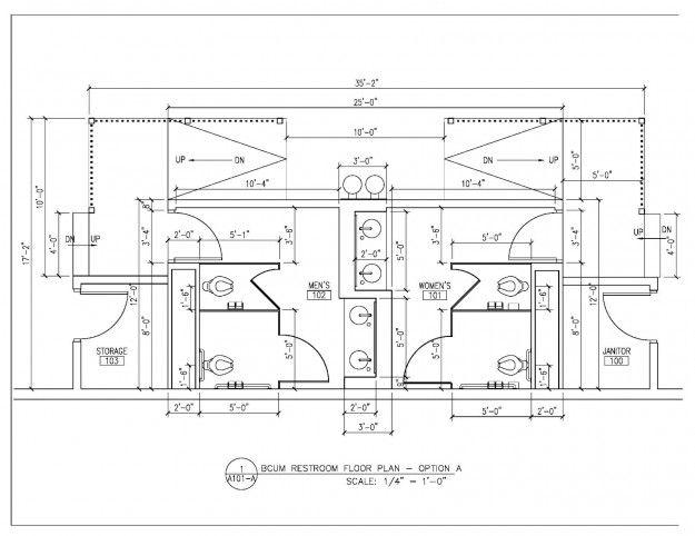 Bathroom Remodel For Plan Handicap Restroom Dimensions Commercial