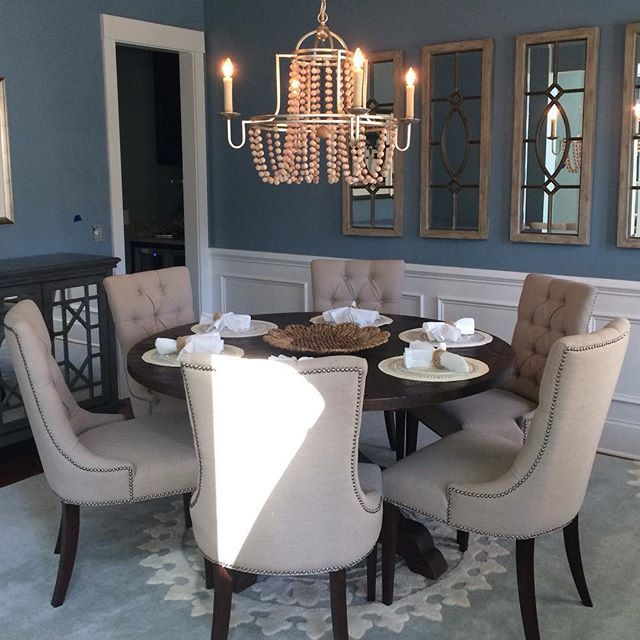 Check Out Our Sonya Chandelier In Her Happy Home This Dining Room Looks Beautiful