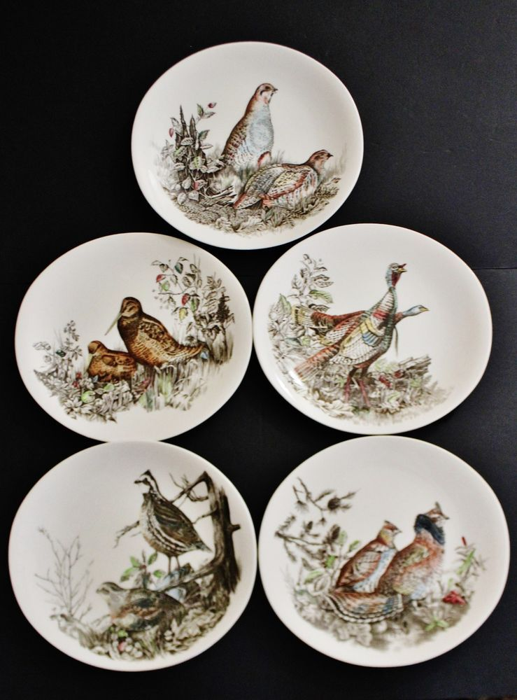 Johnson Brothers Game Birds Set 5 Oval Dinner Plates 11\  Quail Turkey Grouse | Pottery & Johnson Brothers Game Birds Set 5 Oval Dinner Plates 11"|739|1000|?|db0f554149dd6ac61f0b29dc62ef031f|False|UNLIKELY|0.3618062734603882