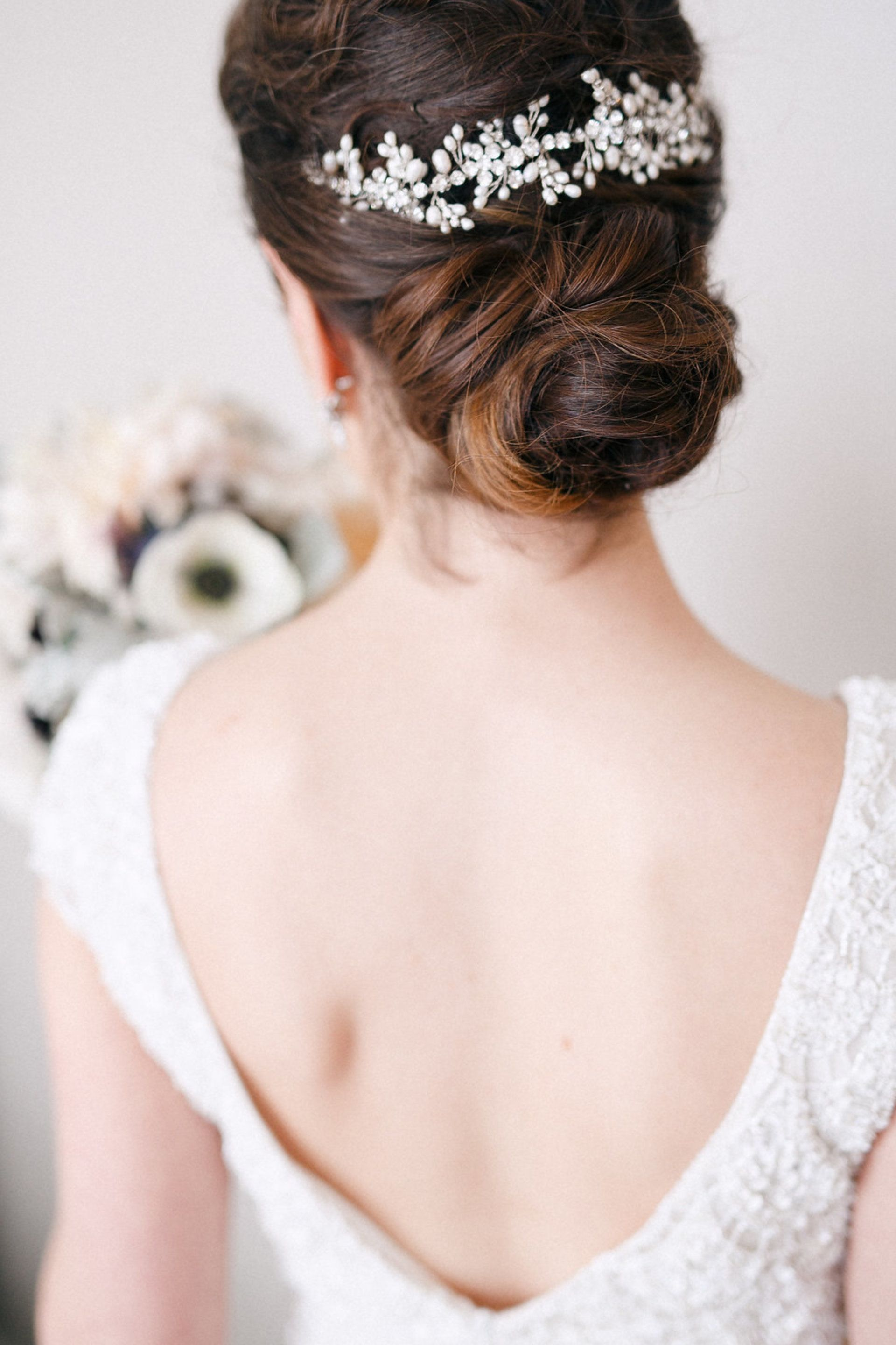 glamorous fall wedding in new orleans - new orleans, la | hair