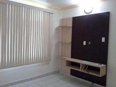 Aluguel - administradora de imóveis em Manaus : (92) 99372-3883 - Apartamento 2 quartos, semi mobi...