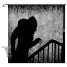 Nosferatu Shower Curtain For Horror Fans Nosferatu Horror