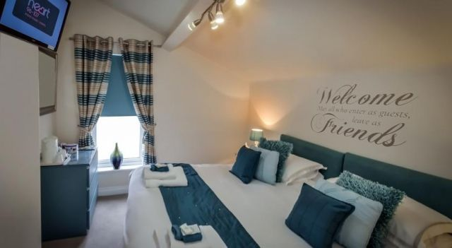 North Bay Guest House 4 Star Guesthouses 44 Hotels Unitedkingdom