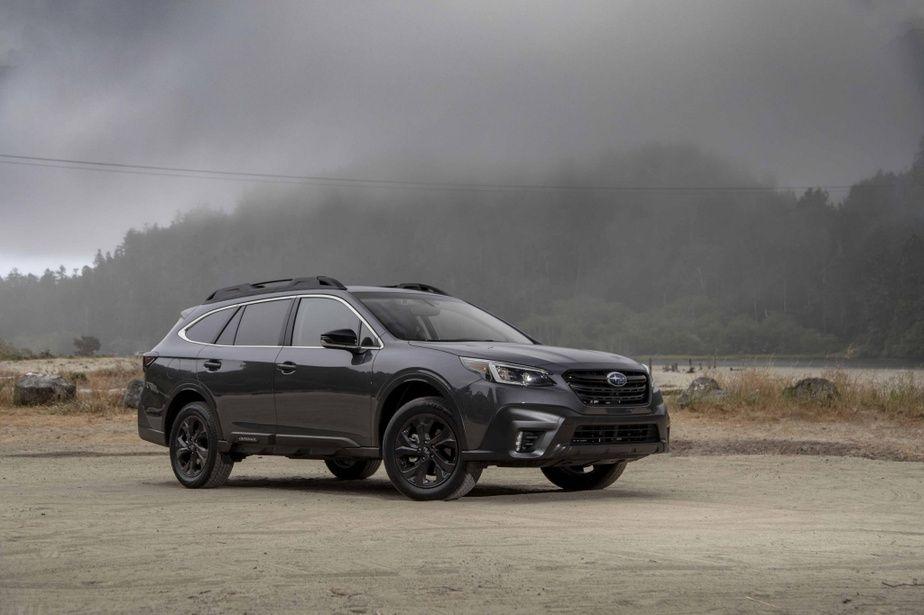 Banc D Essai Subaru Outback 2020 L Autre Utilitaire Subaru Outback Subaru Cars Subaru