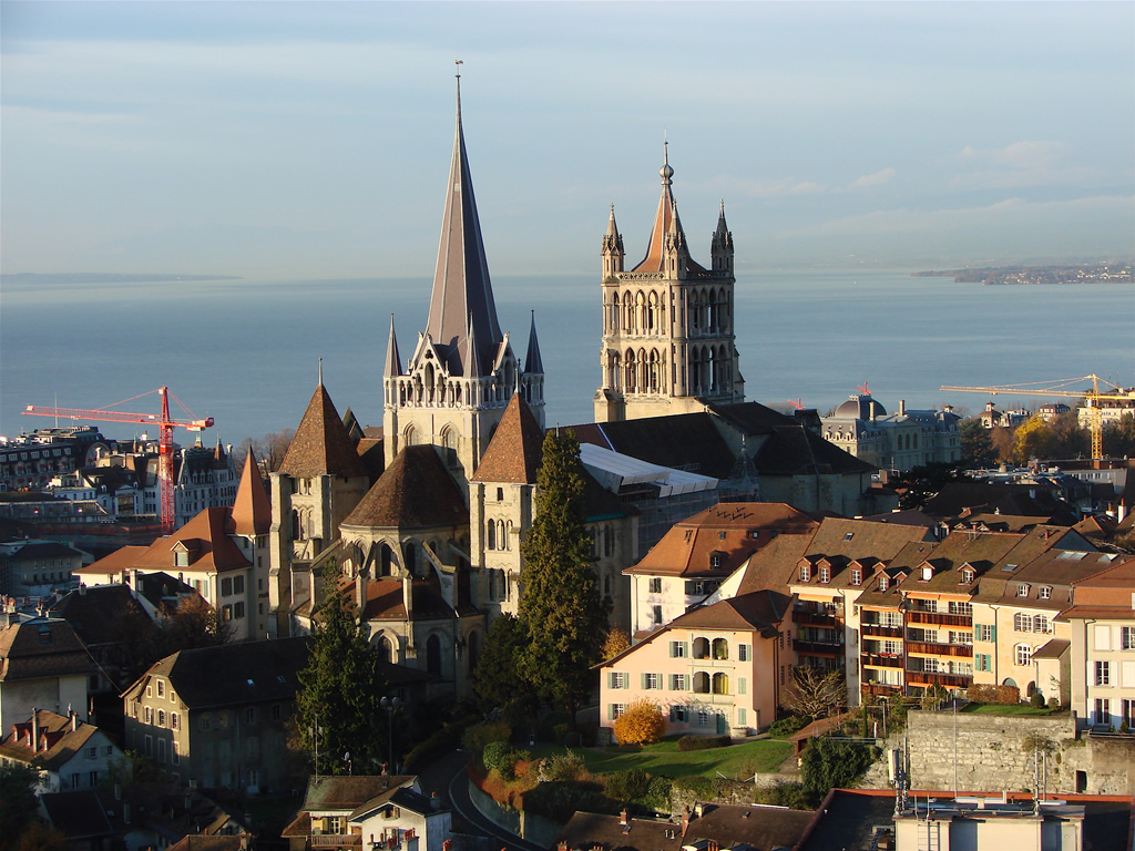Lausanne (Switzerland): places of interest and places of interest