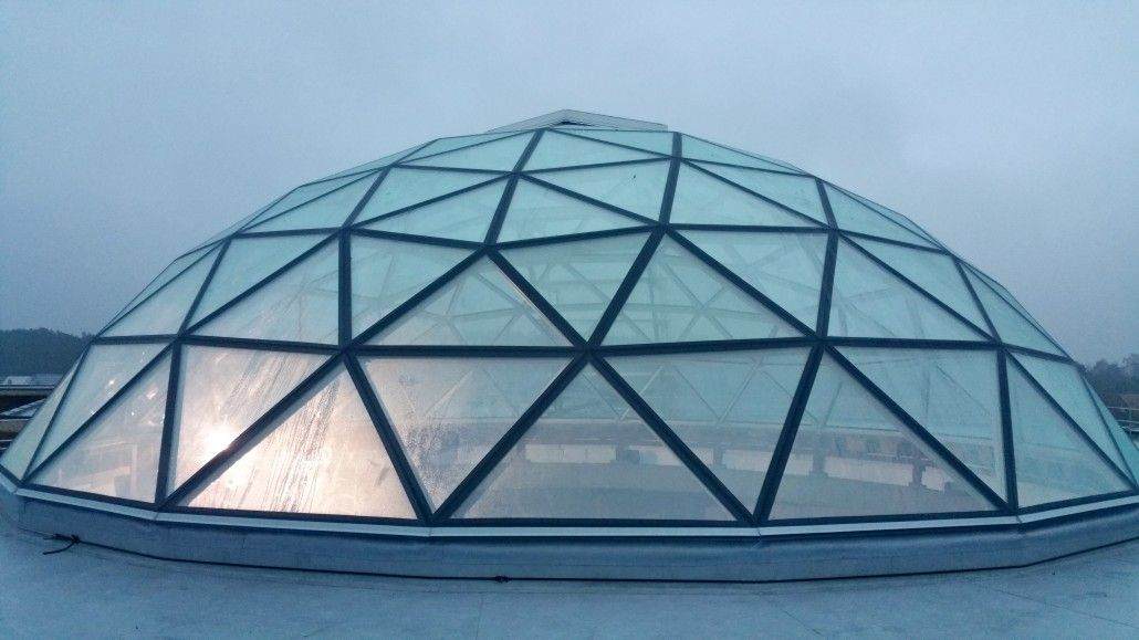 Skylight Glass Dome Roof Vikingdome Dome Roof